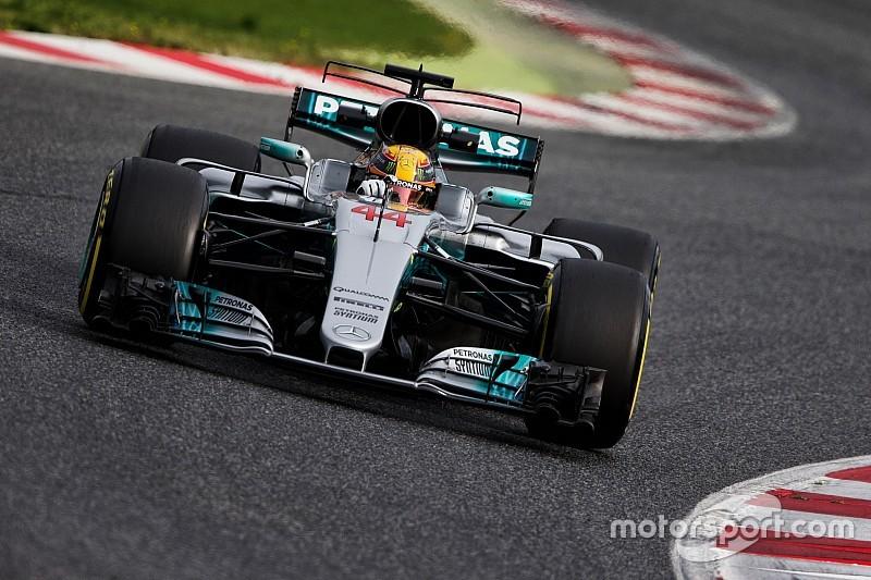 """Lauda """"pas totalement heureux"""" des essais de Mercedes"""