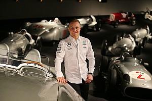 Fórmula 1 Entrevista Exclusivo: Bottas se diz pronto para enfrentar Hamilton