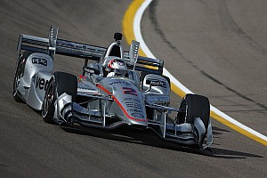 IndyCar Testing report Newgarden puts Penske on top at 190mph