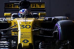 Formule 1 Réactions Palmer touché, mais pas (encore) coulé!