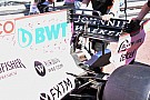 Force India introduces triple T-wing design
