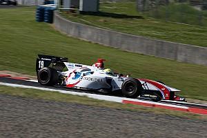 Super Formula Отчет о гонке Секигучи выиграл третью гонку Суперформулы, Гасли седьмой