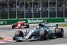 Боттас оценил мощность моторов Ferrari