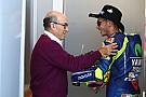 Pour Ezpeleta, les propos concernant une retraite de Rossi sont infondés