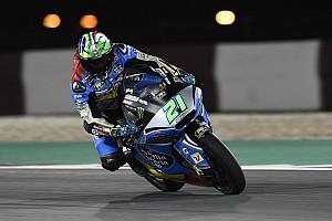 Moto2 Relato da corrida Morbidelli domina e vence primeira na Moto2; Oliveira é 4º
