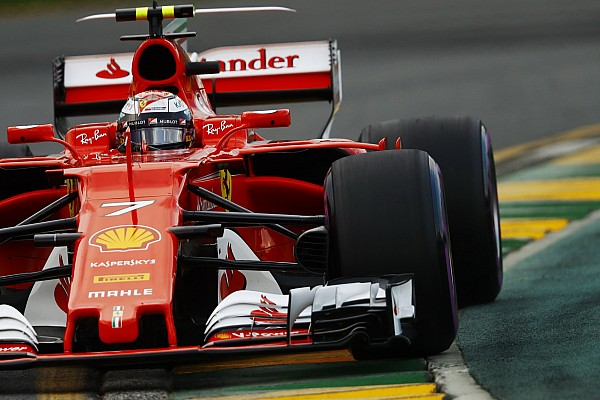 Formula 1 Breaking news Raikkonen blames understeer for poor Australian GP showing