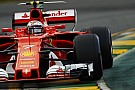 Formula 1 Raikkonen blames understeer for poor Australian GP showing