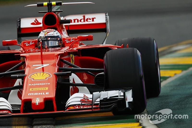 """【F1】バランスに苦しんだライコネン「次は""""いるべき位置""""に戻る」"""