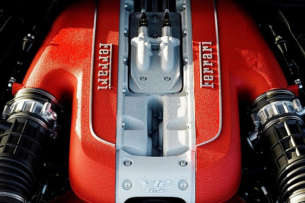 Automotive Marchionne rules out turbos for Ferrari V12 engines