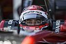 GP3 Рассел пересел из Force India в машину GP3 и выиграл квалификацию