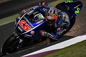 MotoGP Отчет о тренировке Виньялес показал лучшее время первой тренировки в Катаре