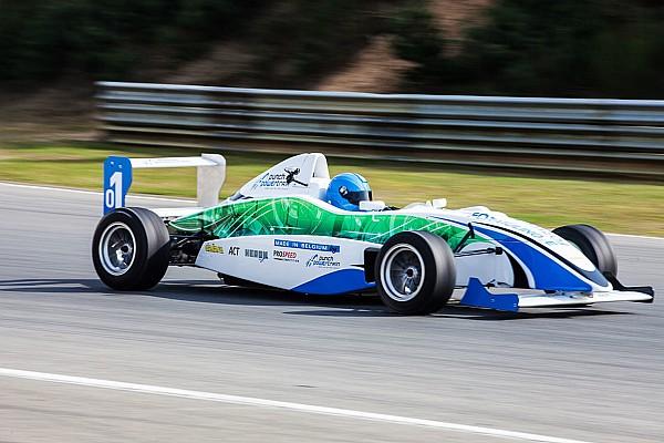 Formelsport News Für den Formel-E-Nachwuchs: Junior-Serie
