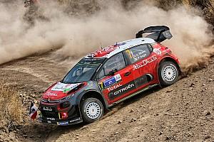 WRC Etappeverslag WRC Mexico: Meeke breidt voorsprong verder uit op spinnende Ogier