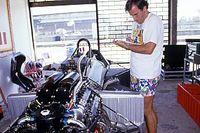 Giorgio Piola's incredible career in motorsport