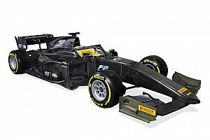 FIA F2 Breaking news Formula 2 luncurkan mobil 2018 dengan Halo