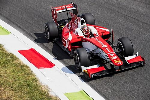 Lance Stroll a testé une Formule 2 à Imola
