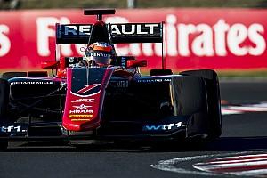 GP3 Репортаж з кваліфікації GP3 на Хунгароринзі: поул в Ейткена