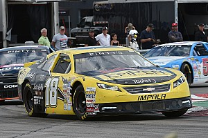 NASCAR Canada Race report Alex Tagliani wins the NASCAR Pinty's race at Toronto Indy