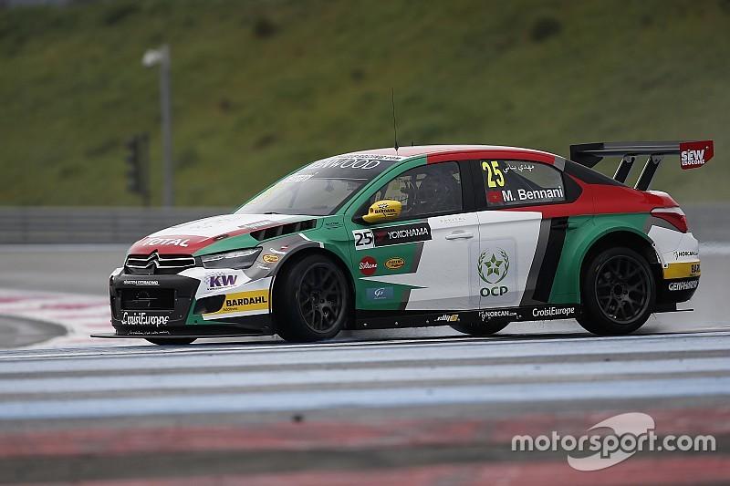 Bennani terzo pilota Citroën per il MAC3