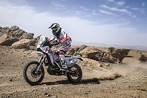 Cross-Country Rally Leg report Morocco Rally, Leg 2: Santosh marginally ahead of Aravind, TVS Sherco keeps lead