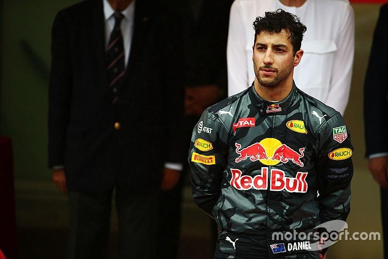 Риккардо рассказал о первых часах после поражения в Монако