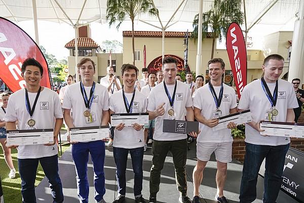 GT Australian GT Academy finalists decided
