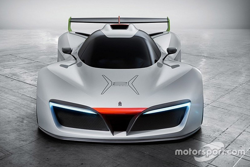 Pininfarina and GreenGT launch 300kph hydrogen track car