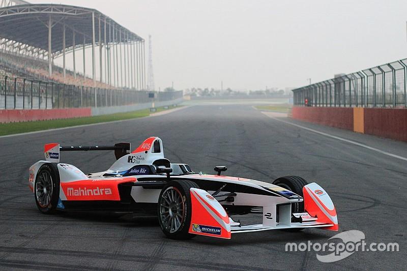 Mahindra seeks fans' help to design India's Formula E track in Delhi