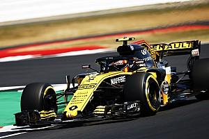 Renault aura un tout nouvel aileron avant à Hockenheim