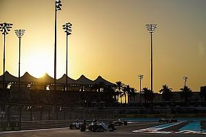 Формула 1 Прев'ю Гран Прі Абу-Дабі: жодного дощу не передбачається