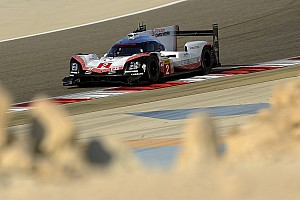 WEC Practice report Bahrain WEC: Porsche tops disrupted final practice