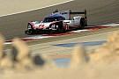 WEC Bahreyn WEC: Porsche son antrenman seansında zirvede