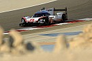 WEC Bahrain WEC: Porsche tops disrupted final practice