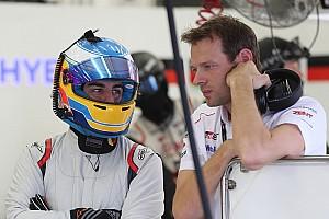 Alonsos Le-Mans-Test für Toyota: Wurz ist beeindruckt