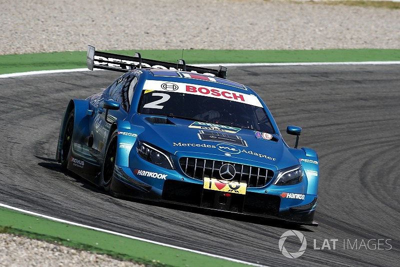mercedes form makes dtm exit frustrating paffett. Black Bedroom Furniture Sets. Home Design Ideas