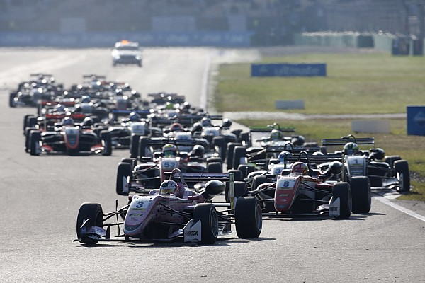 F3 Breaking news Formula 1 to promote new F3 series in 2019