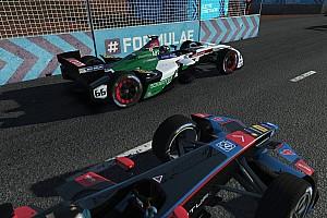 Jeux Video Actualités Test - La Formule E électrise rFactor 2