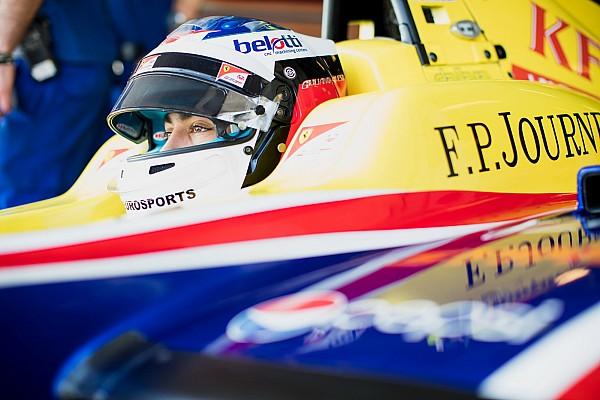 Alesi, Trident ile GP3'te yarışmaya devam edecek