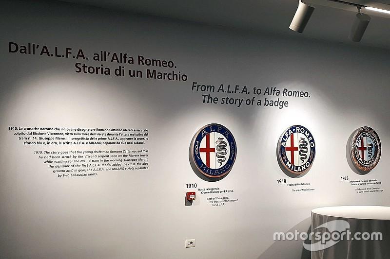 马奇奥内:阿尔法-罗密欧回归对F1有好处