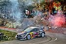 WRC Ogier nyerte meg a Francia Ralit Korzikán