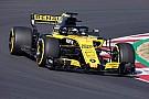 Формула 1 Renault провела знімальний день у Барселоні