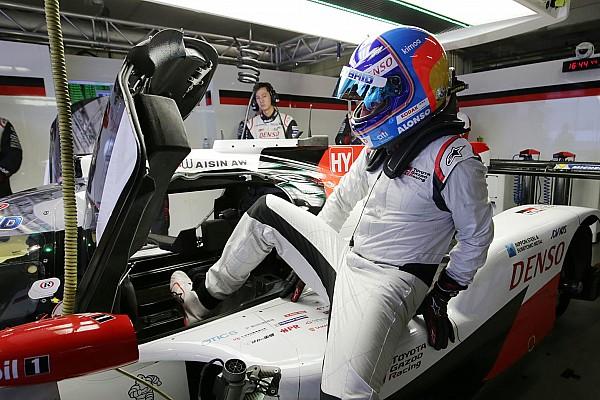 Ле-Ман Топ список Алонсо: Я хочу перемогти у Ле-Мані і стати чемпіоном у гонках на витривалість