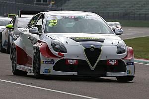 TCR Italia Gara Pazzesca rimonta e tripudio Alfa Romeo ad Imola: Ferrara vince anche Gara 2