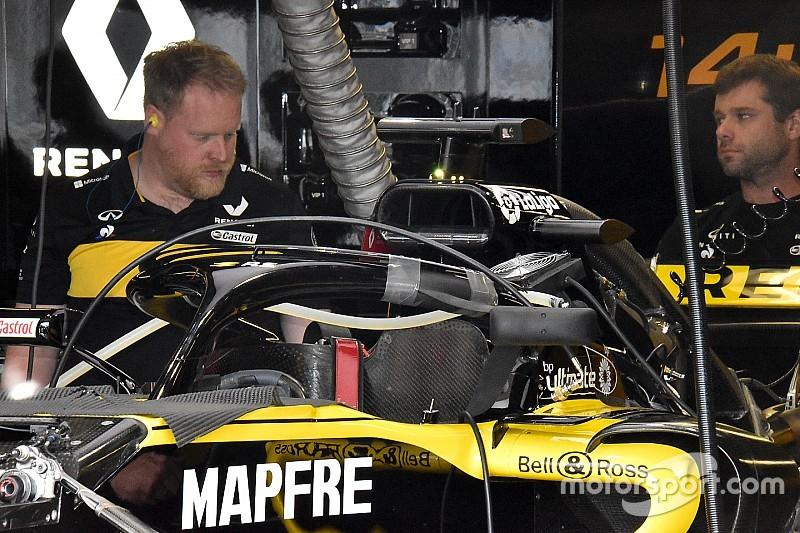 Renault показала свой вариант крепления зеркала к Halo