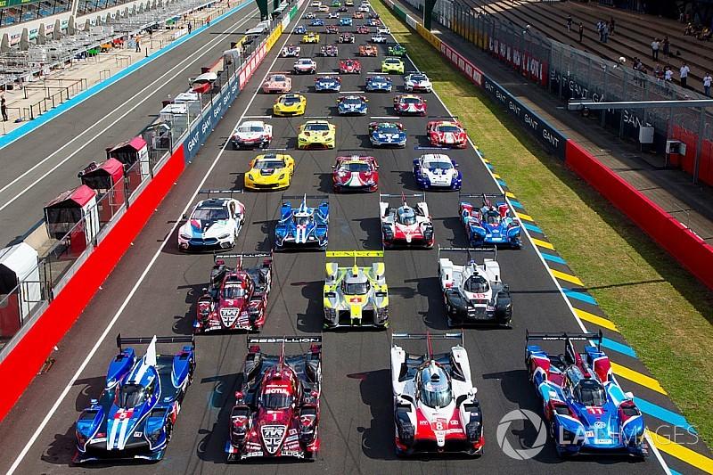 Le Mans: Bekijk de startgrid voor de 86ste editie