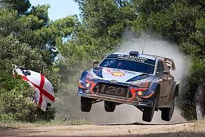 WRC Самое интересное Экватор. Герои и антигерои Ралли Италия