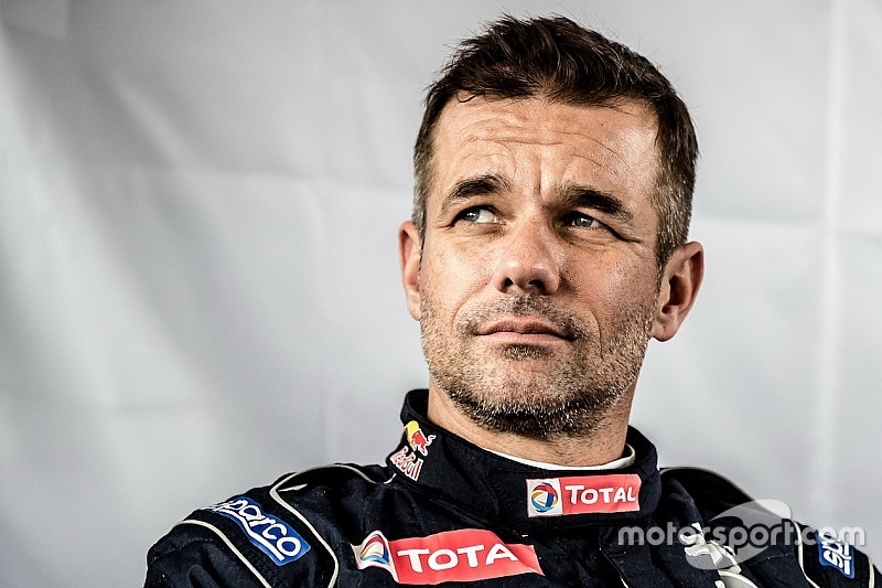 sebastien loeb f hrt rallye dakar 2019 im privaten peugeot. Black Bedroom Furniture Sets. Home Design Ideas