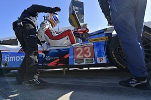IMSA Diaporama Toutes les photos d'Alonso en piste à Daytona