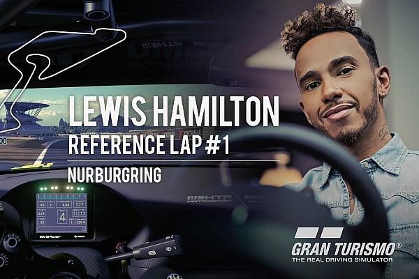 Virtual Special feature VIDEO: Belajar taklukkan Nurburgring bersama Lewis Hamilton