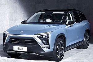 Automotive News Nio ES8: China-E-SUV mit Wechselakku